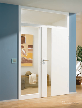 Interior Sidelight and Transom Doors Vancouver