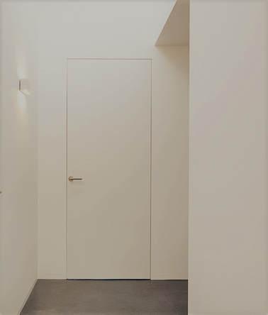 Hidden Door Frames Frameless Interior Doors Modern